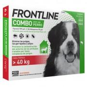 Merial Frontline Combo Spot On Perros +40 Kg - 1 pipeta