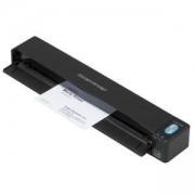 Мобилен скенер Fujitsu ScanSnap IX-100, Wi-Fi, 600dpi, USB 2.0, A4, FUJ-SCAN-IX100