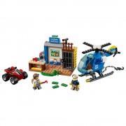 Lego Persecución policíaca en la montaña Lego Juniors 10751