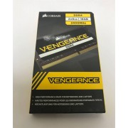 Corsair Nuovo Corsair Vengeance DDR4 serie 16GB (2x8GB) 2400MHz Kit di memo...