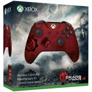Control Inalambrico Xbox One Gears Of War 4 Crimson Omen Limited Edition