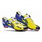 sidi Zapatillas ciclismo Sidi Drako Carbono Yellow / Fluo / Blue