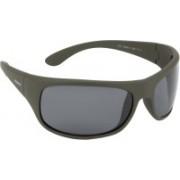 Polaroid Sports Sunglasses(Black)