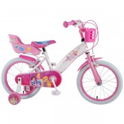 Bicicleta e-l disney princess 16