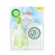 Airwick Aparat Odorizant priza+rezerva 19 ml Green Apple