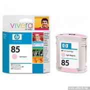 HP 85 Light Magenta Ink Cartridge, 69ml (C9429A)