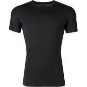 Jockey Эластичная мужская футболка черного цвета JOCKEY 22151812 (муж.) Черный распродажа