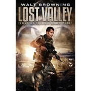 Lost Valley, Paperback/Nicholas Sansbury Smith
