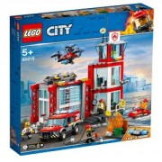 Конструктор Лего Сити - Пожарна команда - LEGO City 60215