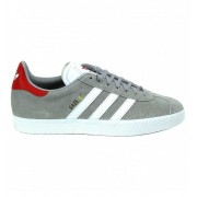 Zapatillas Casual Adidas Gazelle 43 1/3 Gris