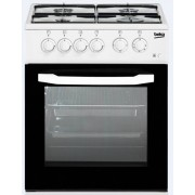 Beko cucina css42014fw Cucine a gas Elettrodomestici