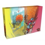Runes Editions Tag City Board Game
