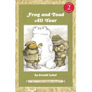 Frog and Toad All Year, Hardcover/Arnold Lobel