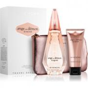 Givenchy Ange ou Démon Le Secret (2014) lote de regalo III. eau de parfum 100 ml + leche corporal 75 ml + bolsita 1 ks