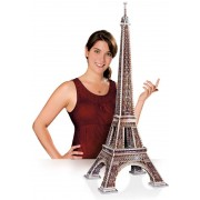 Puzzle 3D Wrebbit - Paris: The Eiffel Tower, 816 piese (12838)