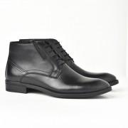 Kožne muške cipele 3013-1 crne