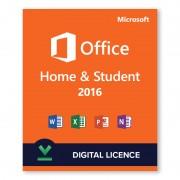 Microsoft Office 2016 Home and Student - Licencia digital - Software para descargar