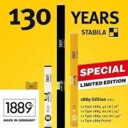 Stabila Jubileumi vízmérték csomag Stabila 130. évfordulójára Limitál széria!