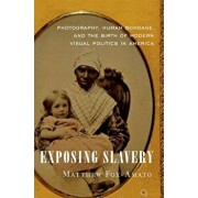 Exposing Slavery: Photography, Human Bondage, and the Birth of Modern Visual Politics in America, Hardcover/Matthew Fox-Amato