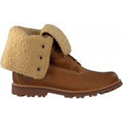 Timberland Ankle Boots 6in Wp Shearling Boot Cognac Jungen