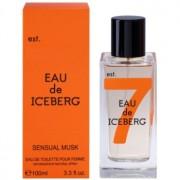 Iceberg Eau de Iceberg Sensual Musk eau de toilette para mujer 100 ml