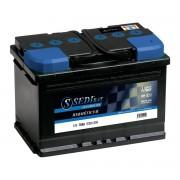 Batteria Auto 70 Ah Midac Spunto 600 Ah 275x175x190 Mm (Lxpxh) Peso 15,50 Kg