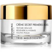 Eisenberg Classique Crème Secret Premières Rides регенериращ и хидратиращ крем против първите признаци на стареене на кожата 50 мл.