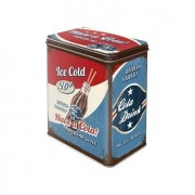 Bromma Kortförlag Plåtburk Cola