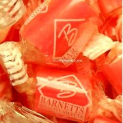 Barnetts Seaside Rock Hard Traditional Wrapped Sweets