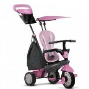 Tricikl Smart Trike Shine Pink