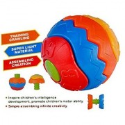 Ratna's Ratnas Magic Ball Creative Assembling Toy Non-Toxic
