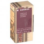 Korres Belgium Korres® Eau de Toilette Vanille/Fresia/Lychee 50 ml 5203069037207
