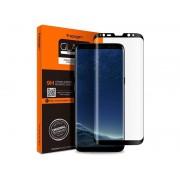 Spigen Glas.tR szkło do etui Samsung Galaxy S8+ Plus black