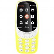 Nokia 3310 Dual-SIM-Handy žute boje - Kultni mobitel je opet tu!