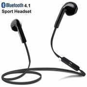 Exclusive Daily Use In The Ear Wireless Earbud Foldable Earphones With Audio Control Mic (Seller Warranty - 3 Month)