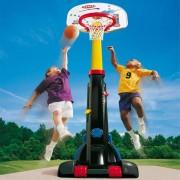 Little Tikes Könnyen Tárolandó Kosárlabda Készlet (Nagy)