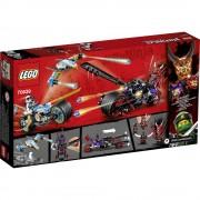 LEGO® NINJAGO 70639 Cestovna utrka zmije jaguar