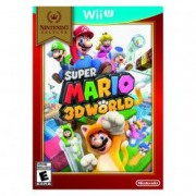 Super Mario 3D World Selects Wii-U