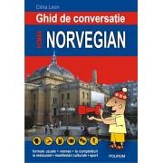 Ghid de conversatie roman-norvegian. Ed. a III a/Crina Leon