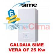 Sime Caldaia Sime Vera Of 25 Kw Erp Caldaia A Camera Aperta 25 Kw Modello Sime Vera Of Con Tiraggio Naturale