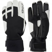 Bogner Men Glove PERO R-Tex off white/black