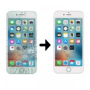 Manopera Inlocuire Display iPhone 6s Plus Alb