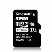 MIKROSD 32GB KINGSTON CLASS 10 SDC10G2/32GBSP