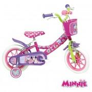 Bicicleta Minnie Mouse 12″