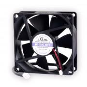 VENTILADOR FROTAMIENTO 80x80x25mm 12VDC