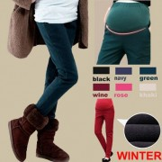 2017 Winter/Spring Warm Maternity Pants/Trousers For pregnant Women Pregnancy Career Pants/Leggings 6 color!Plus size XXL!