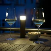 LED battery torch for Paul Basic outdoor light