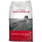 Croquetas para Perro Diamond Lamb Meal & Rice/ Cordero y arroz Adulto 18.14 kg
