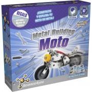 SCIENCE4YOU Juego Construcción SCIENCE4YOU Metal Building Moto