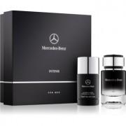 Mercedes-Benz For Men Intense lote de regalo II. eau de toilette 75 ml + deo barra 75 g